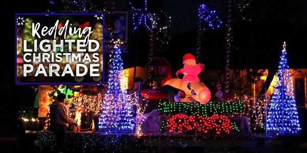 Redding Christmas Parade 2020 Community invited to 38th Annual Redding Lighted Christmas Parade