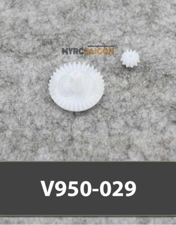 Weili V950-029 Bộ nhông đuôi
