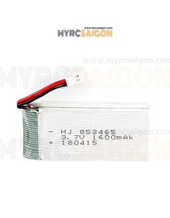Pin 1S 1600 mAh Code 853465 (jack XH2.54) A