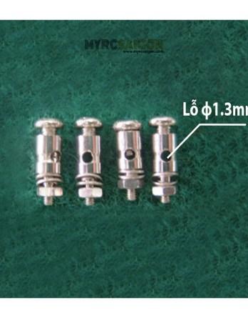 Ốc link inox lỗ 1.3mm