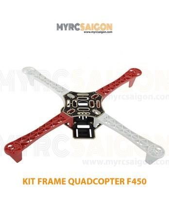 Kit Frame Quadcopter F450