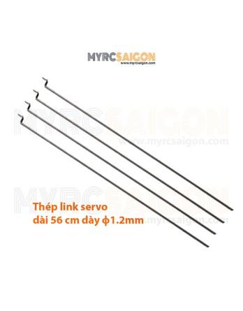 Thép link servo 56cm dày 1.2mm