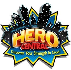 2017 Free VBS in Richmond Kentucky - Hero Central - July 10th-14th from 6pm to 8pm. Open to children and kids aged 5 to 11 years old.