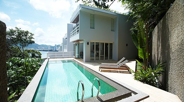 Patong Condo Seaview Realty Access Investment