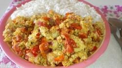 egg stew
