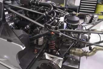 2005 Saleen S7 Twin-Turbo 10
