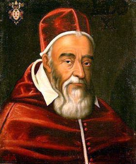 папа Лев XI