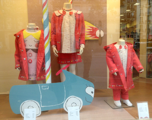 French children's chain DPAM is bright, cheerful and affordable. Does a three-year-old always need to look sophisticated?