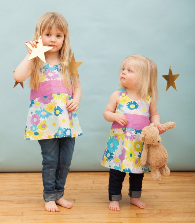 Caterpillar Dresses