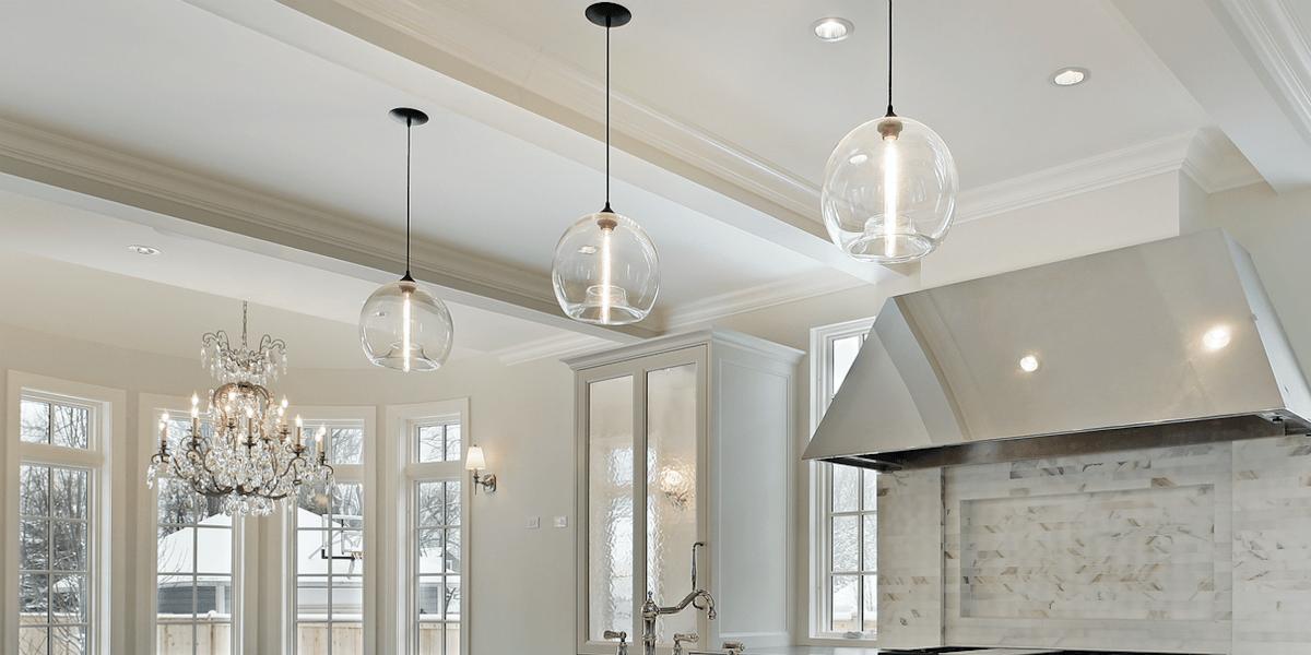 updating your kitchen lighting