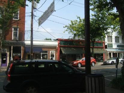 Downtown Nyack 2007