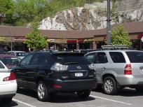 View toward Store 1