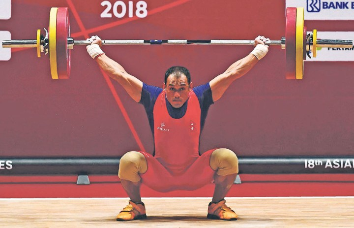 Kamal Adhikari improves national records in weightlifting - myRepublica -  The New York Times Partner, Latest news of Nepal in English, Latest News  Articles