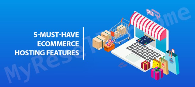"""Each ecommerce website has its own unique needs and requirements. So, just searching """"best ecommerce hosting site"""" won't make the cut for you. Depending on the kind of website you want to build, you need to choose the best ecommerce hosting site accordingly. https://myresellerhome.com/"""
