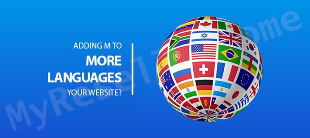 Adding More Languages to Your Website?
