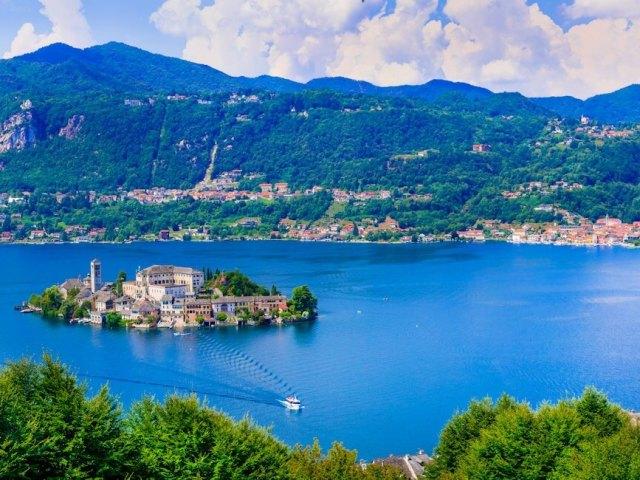 Hidden Gem: Lake Orta, Italy
