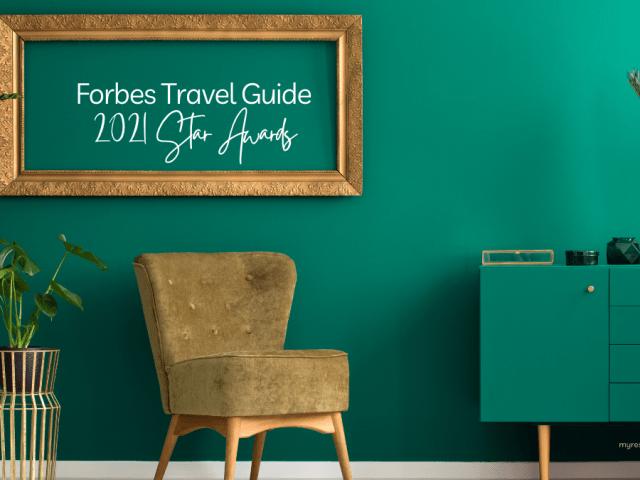 Forbes Travel Guide (FTG)                     2021 Star Awards
