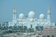 Sheikh Zayed Grand Mosque, Abu Dhabi, UAE