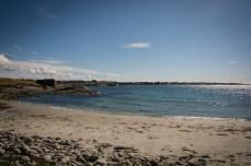 Nystädad strand