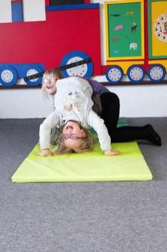 Gymnastiske færdigheder