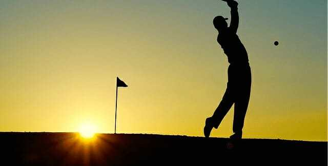 Golfferie på Myrhøj