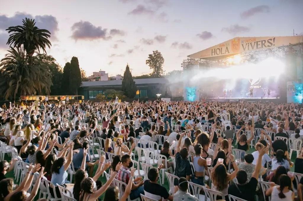 Pista Medusa Sunbeach Festival