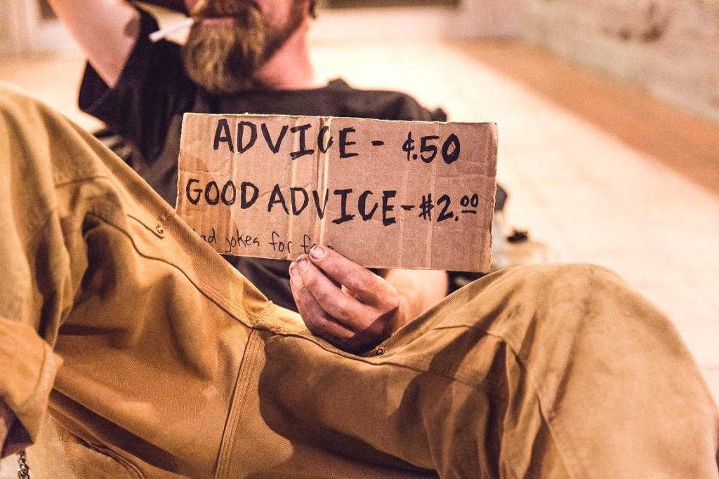 Conseil et bon conseil