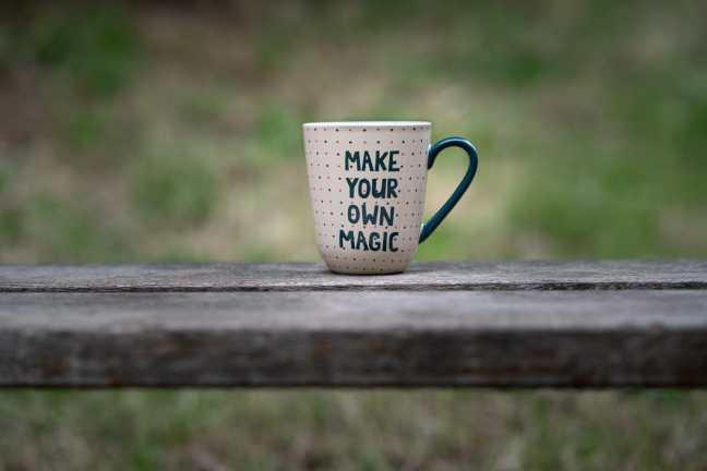 Make your own magic   SEO-copywriter Myriam Beeckman