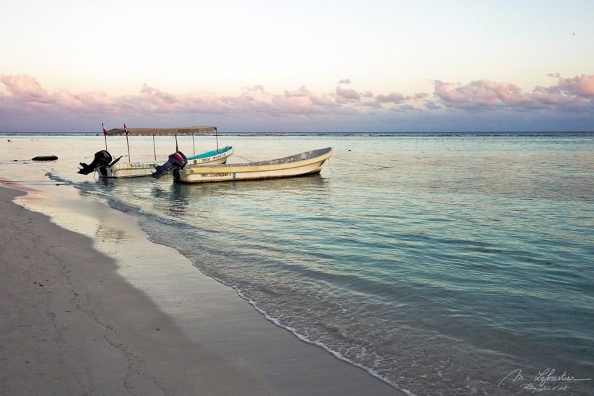 Mahahual Beach Mexico Costa Maya