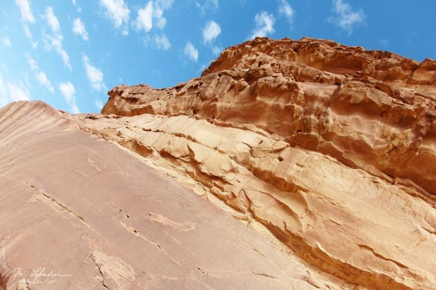 red desert Wadi Rum Jordan lawrence of arabia
