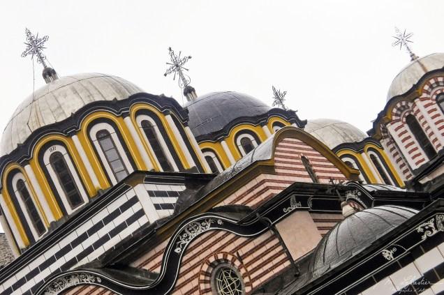 Rila Monastery orthodox Bulgaria pearl