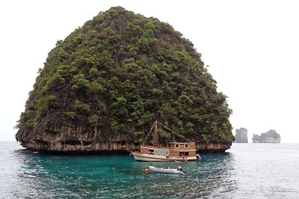 Phi Phi islands in Thailand