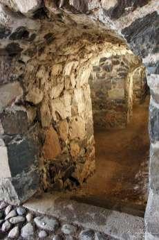 inside Suomenlinna Sveaborg fortress