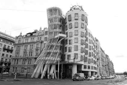 dancing house Praha 03