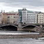 Czech Republic: see the astonishing dancing house in Prague 2