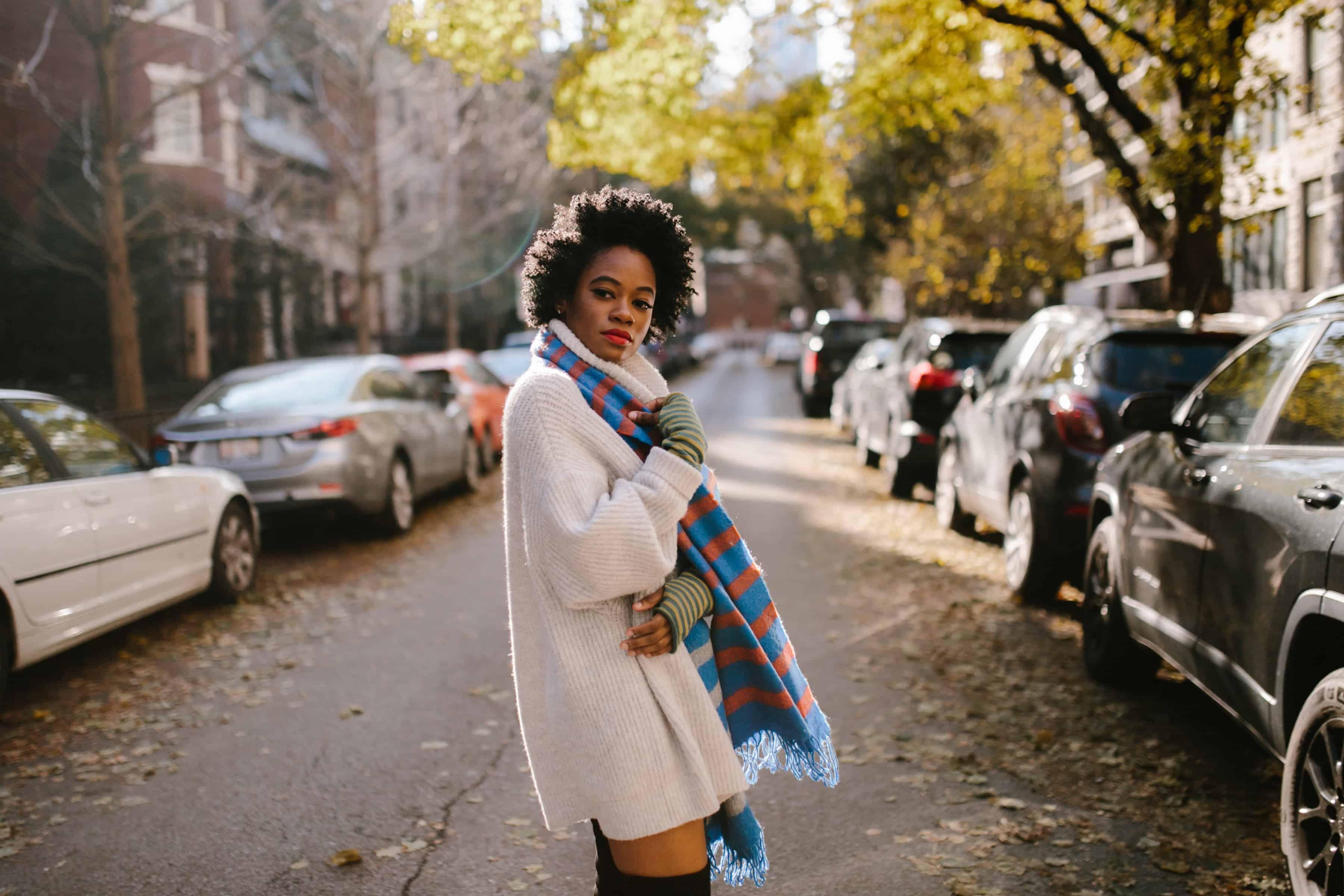 Cozy Zara Sweater Dress 4