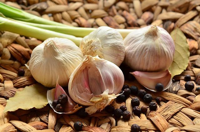 Garlic sex drive