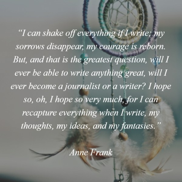 Anna Frank Quote