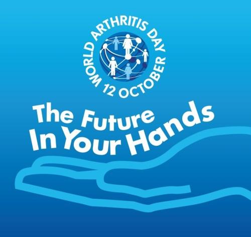 October 12th - World Arthritis Day 2016
