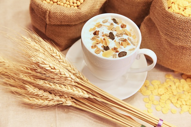 Phytic Acid Is Found In Foods Such As Cereals, Corn & Rice.