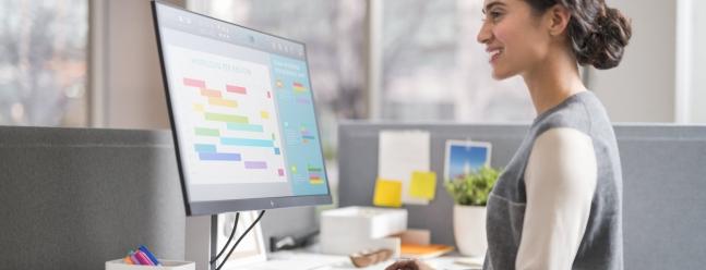 Новые мониторы и ноутбуки HP созданы для удаленной жизни — Обзор Geek