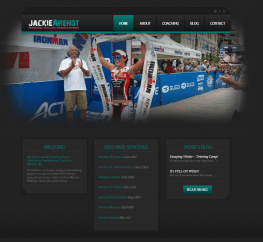 Jackie Arendt Website