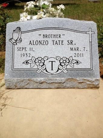 Alonzo (Brother) Tate Sr.