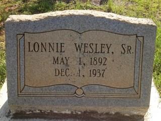 Lonnie Wesley Sr.