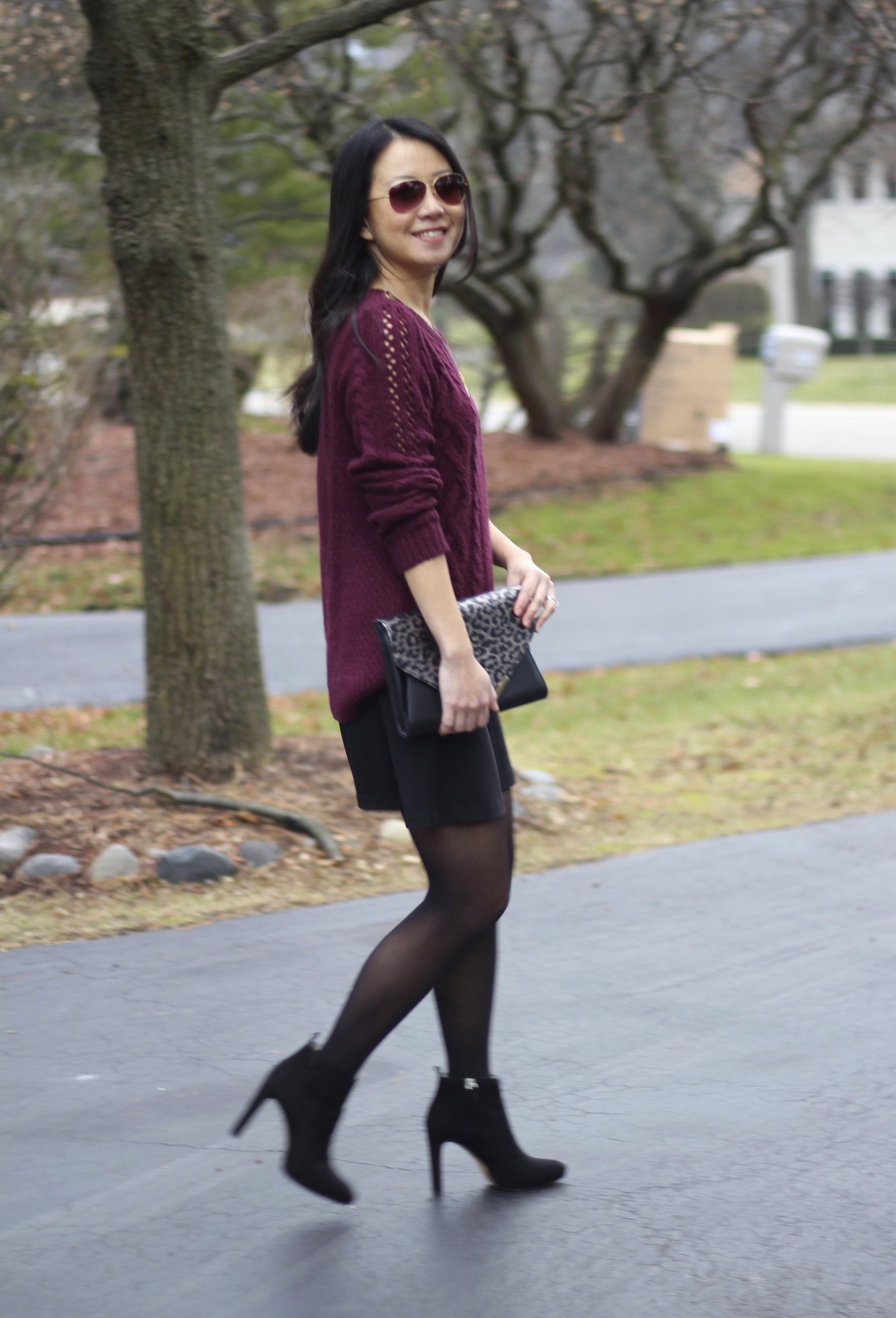 Outfit Highlight: Cozy Knits