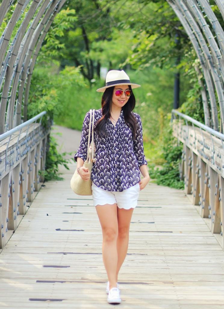 Outfit Highlight: Summer Naturals