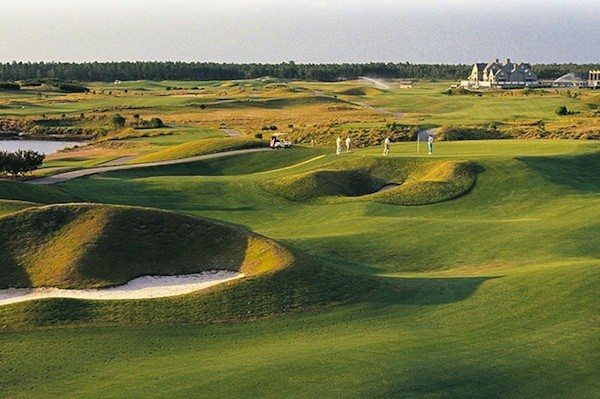 Myrtle Beach Golf tee Coupons