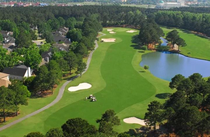 Myrtlewood Golf Palmetto