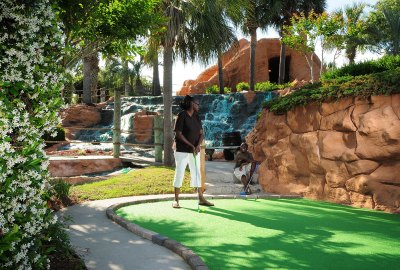 Shipwreck Island Adventure Golf - Myrtle Beach Family Golf ...