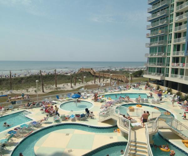 Avista Resort North Myrtle Beach Hotel Amp Condominiums